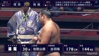 Sumo LIVE Stream – July, 2020 - Day 12
