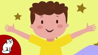 ЗАРЯДКА EXERCISES - Good kids Nursery Song - Развивающая песенка мультик для детей