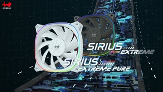 Sirius Extreme ASE120: Silent ARGB Case Fan | PC Cooling | InWin