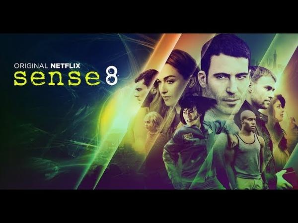 Восьмое чувство 4k Sense8 Opening Titles 4k