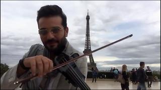 Джо Дассен   Если б не было тебя   Скрипка - Wael Anwar   Париж