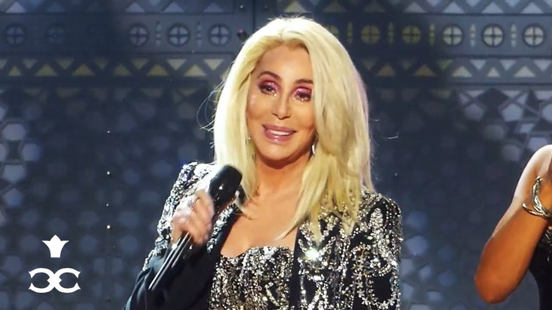 Cher The Shoop Shoop Song It's In His Kiss 2019 Here We Go Again Tour Live in Zürich