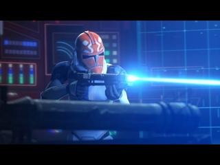 ORDER 66 Complete Scene [HD]   Star Wars: The Clone Wars, Revenge of The Sith & Jedi Fallen Order