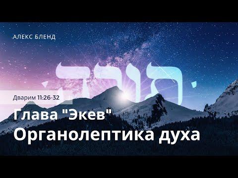 РЕЭ Органолептика духа А БЛЕНД