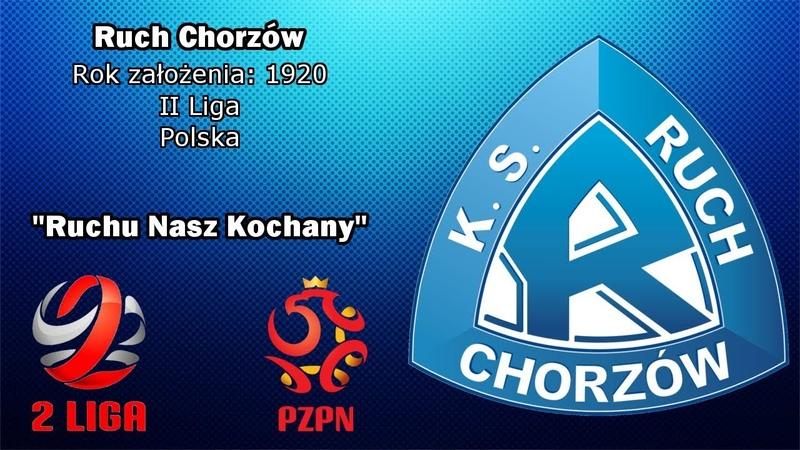 Hymn Ruchu Chorzów Ruch Chorzów Anthem