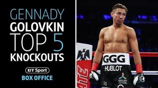 Gennady Golovkin: Top 5 biggest knockouts (Canelo v GGG 2)