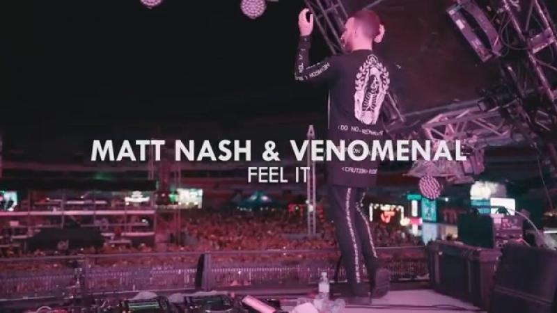 Matt Nash Venomenal FeelIt