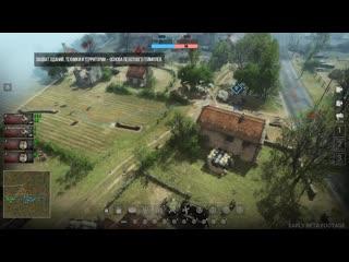 Men of War 2 пехотный геймплей