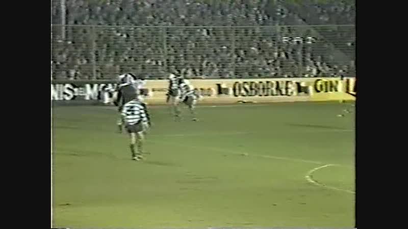 55 ECCC-19821983 Real Sociedad - Sporting CP 20 (16.03.1983) HL