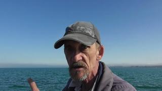 Керчь. Набережная. Откровенный разговор с рыбаками. Курорты на Черном море