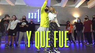 """Don Miguelo """"Y QUE FUE"""" Choreography by Daniel Fekete"""