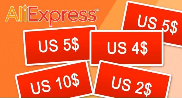 Aliexpress купоны на скидку 2020 Душанбе