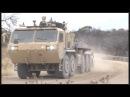 TARDEC Autonomous Convoy Demonstration 2014 720p