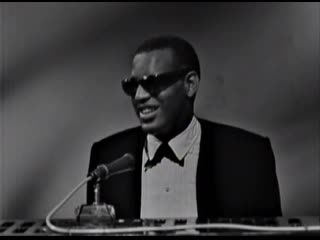 Ray Charles - O-Genio (Live in Brazil 1963)