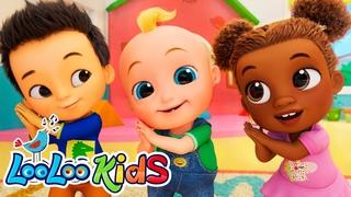 A Ram Sam Sam - Best SONGS For KIDS | LooLoo Kids Nursery Rhymes and Children`s Songs