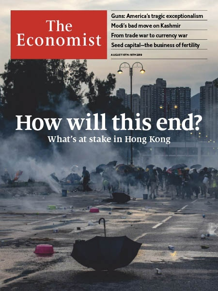 The Economist USA 08.10.2019