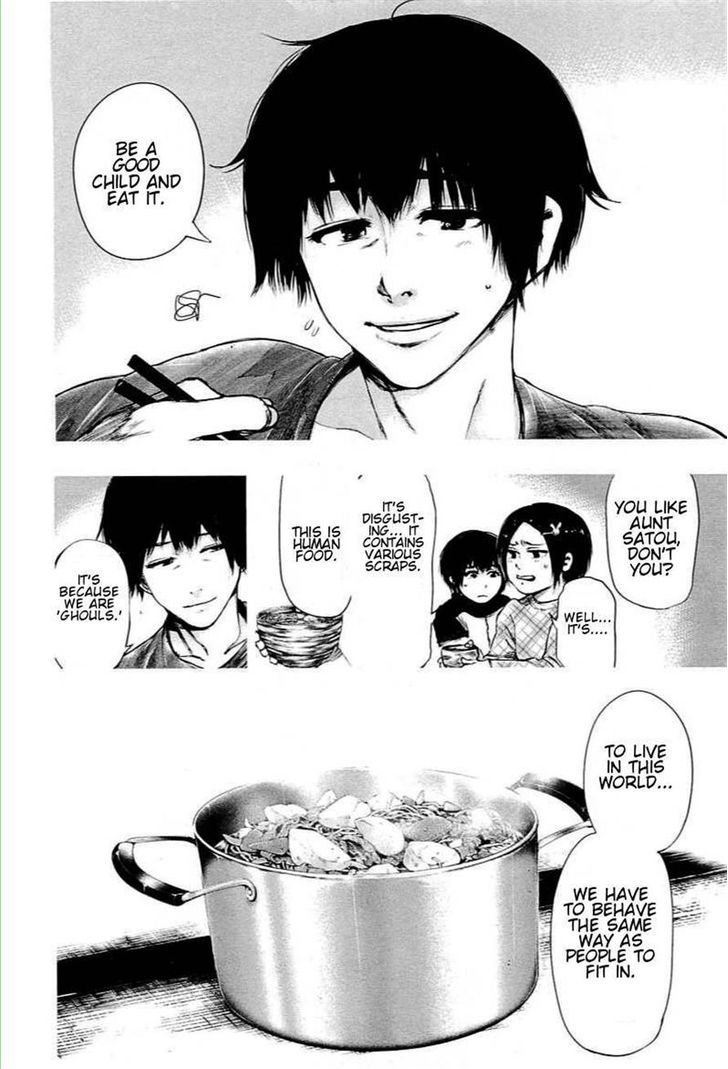 Tokyo Ghoul, Vol.8 Chapter 70 Sister and Brother, image #4