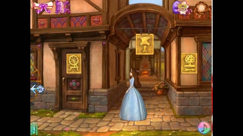 Полное Прохождение Игры Принцесса И Нищенка №13 Подборка Барби Компиляция ПК Игры