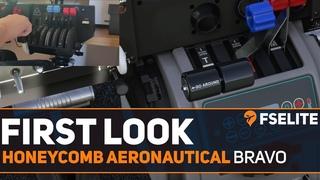 Honeycomb Aeronautical Bravo Throttle Quadrant First Look (GA Aircraft)