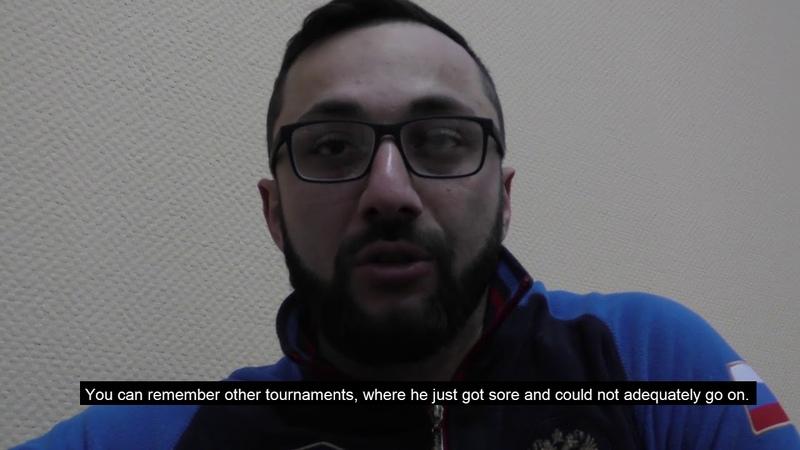 Armfight 50 - K. Zoloev about Chaffee vs Kvikvinia