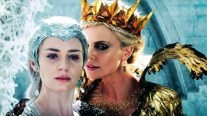англ. Snow White the Huntsman американский фэнтезийный приключенческий фильм режиссёра Руперта Сандерса по мотивам сказки братьев Гримм.