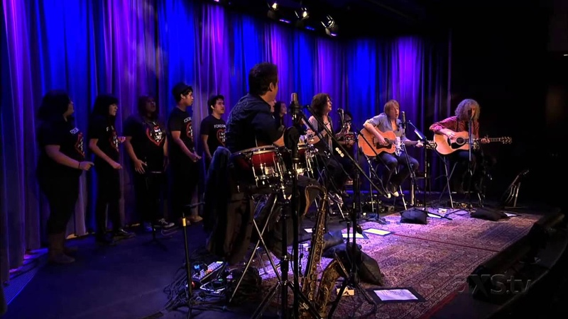 Foreigner I Want To Know What Love Is Acoustic Live from the GRAMMY Museum 2012