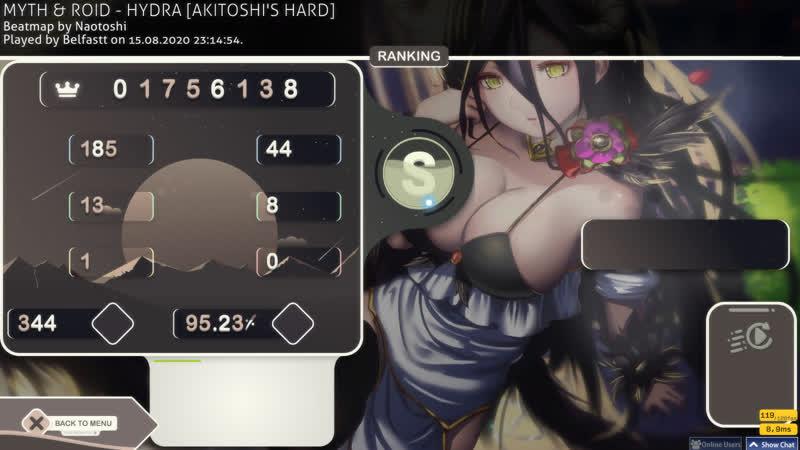 AKITOSHI'S HARD MYTH ROID HYDRA 95 23%