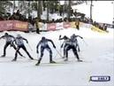 2009 01 31 Кубок мира Рыбинск лыжные гонки спринт женщины (свободный стиль)