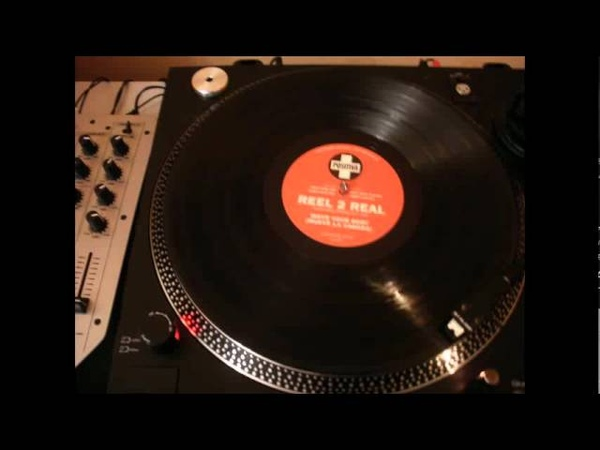 Reel 2 Real Featuring Proyecto Uno Move Your Body Mueve La Cadera Erick 'More' Dub
