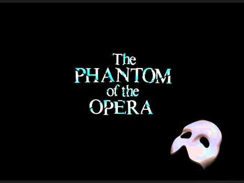 The Phantom of the Opera Michael Crawford, Sarah Brightman