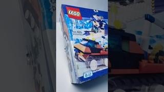 САМЫЙ БЫСТРЫЙ ОБЗОР. Раритетный Lego 6575 (Arctic)