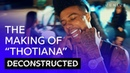 The Making Of Blueface's Thotiana With Scum Beatz | Deconstructed