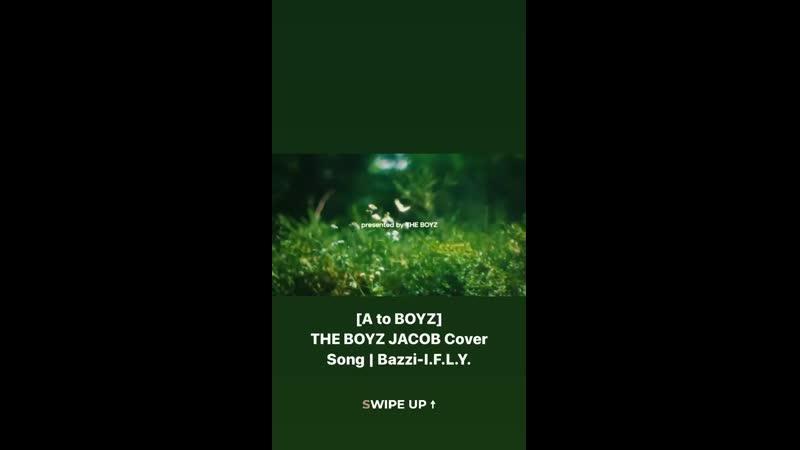 Джейкоб кавер The Boyz project