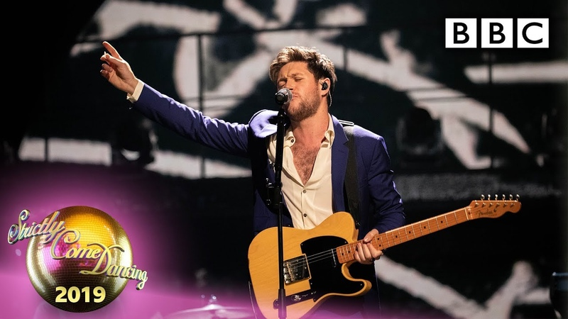 @Niall Horan performs 'Nice To Meet Ya' - Week 12 Semi-Final Results | BBC Strictly 2019