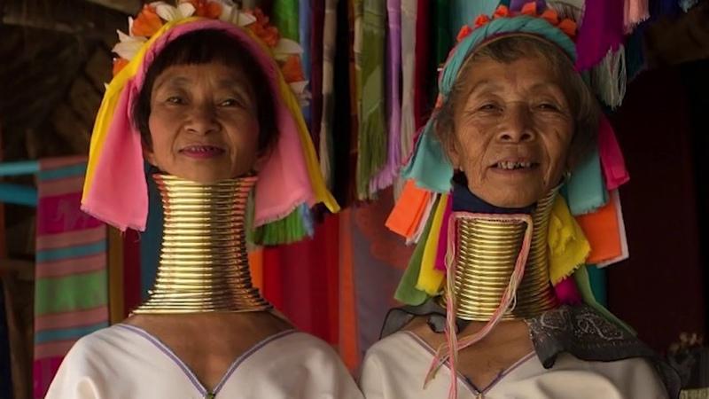 17 фотофактов о Бирме таинственной стране золотых Будд