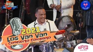 Los Van Van - En Concierto (2021) En Tropicana Para La Feria De Cali @DJ YASEL