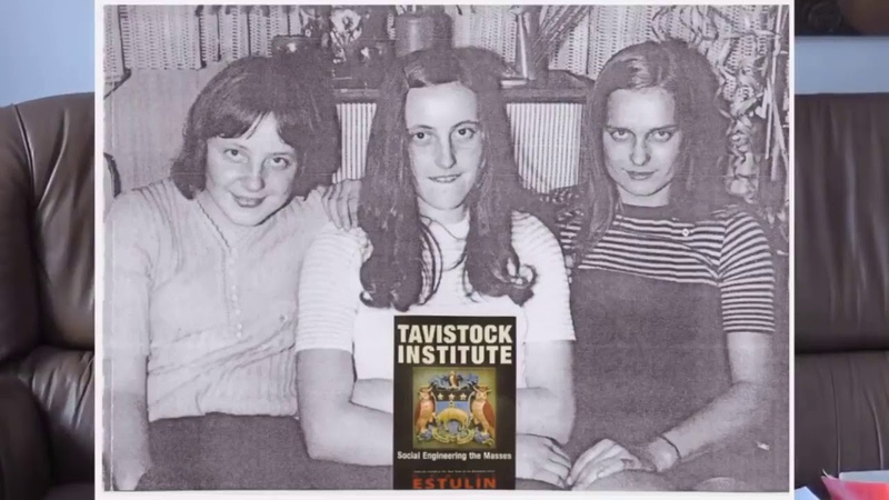 2018 Tavistock Institut Merkel Co gehören zu Tavistock (Artikel zu Tavistock sehe unten)
