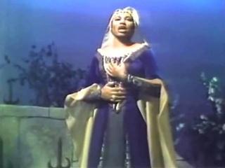 "Leontyne Price, as Lenore – the aria ""D'amor sull'ali rosee"" from Giuseppe Verdi's Il Trovatore"
