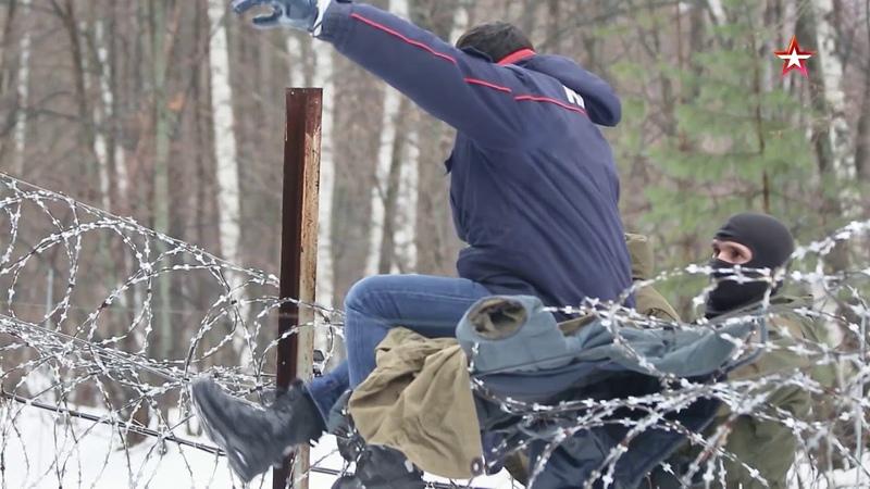 Военная приемка на границе Часть 2 Юг