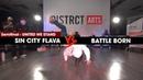 Sin City Flava vs Battle Born (Semifinals) UNITED WE STAND 2020 stance