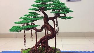 bonsai handmade từ dây đồng | làm cây bonsai handmade | bonsai handmade ha noi.