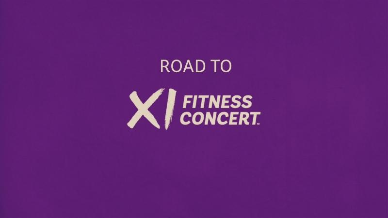 Zumba Fitness Concert Team 2018
