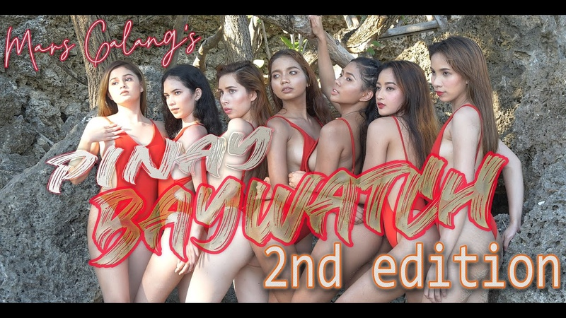 Pinay Baywatch 2nd edition By Mars Ravelo Galang's creation 4K resolution