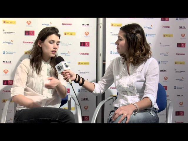 15 Festival de Malaga Elena Martinez entrevista a Astrid berges Fundido a Negro 2012