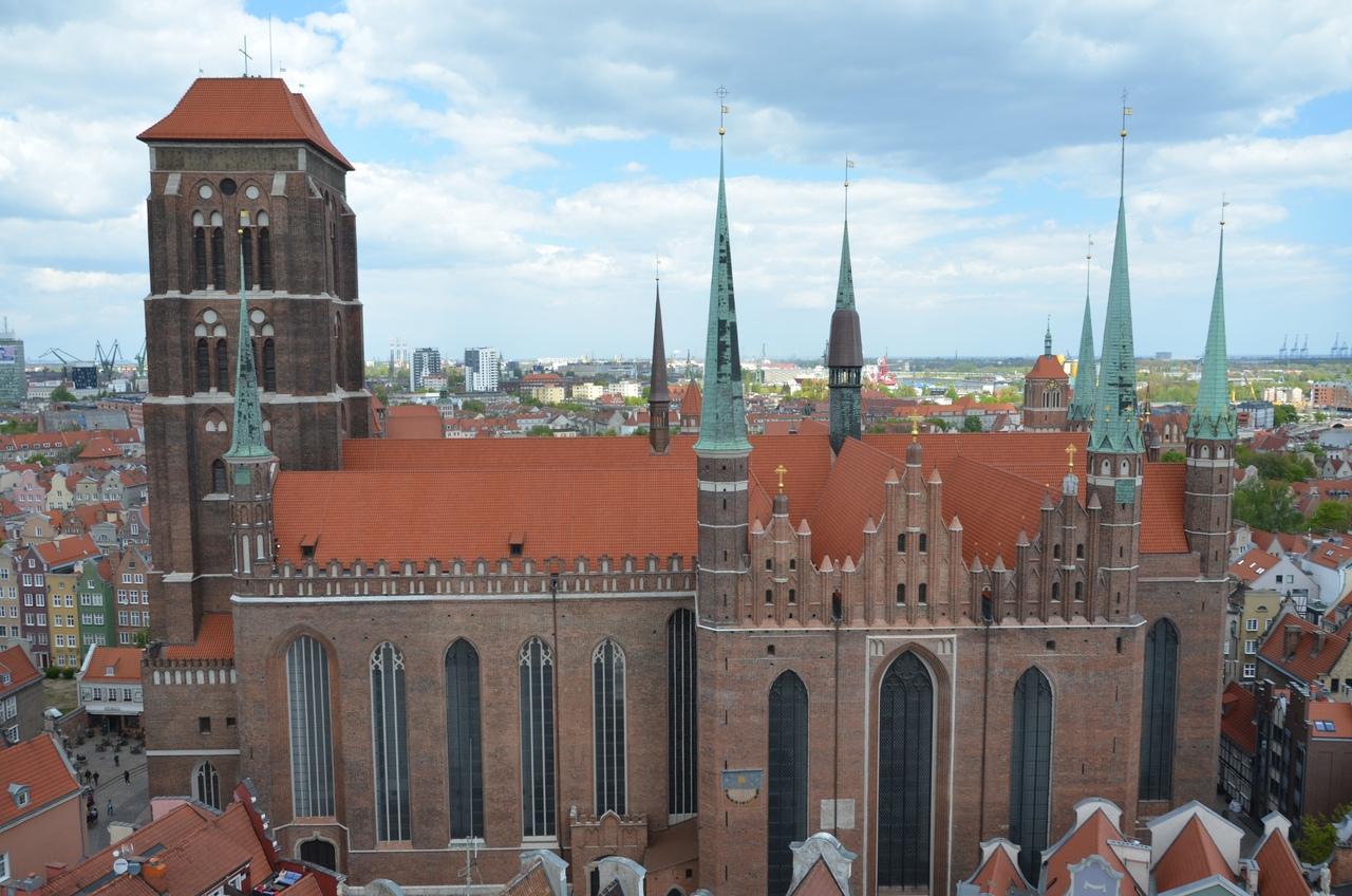 nfVvavmVoA8 Гданьск - северная столица Польши.