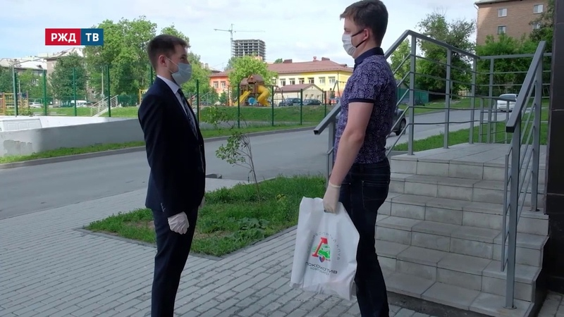 РЖД — это мы! В Новосибирске подвели итоги чат-марафона || Итоги недели 31.05.2020