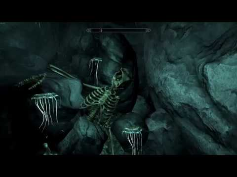 Beyond Skyrim Morrowind Sargon Cave Walkthrough