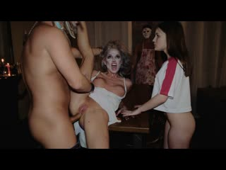 Lara Frost, Baby Bamby (Nightwolf and the Butcher fucked hard Ghost Lara, Baby!DP,DVP,DAP(double anal,double vaginal)NRX055)