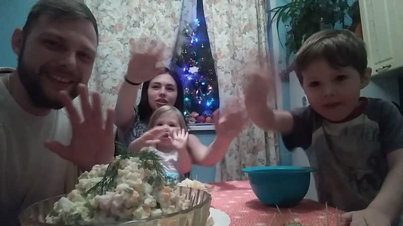 Поздравление с Новым Годом от Степана Лисова