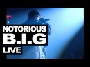 The Notorious B I G live in London video WeMissYouBIG